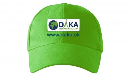 Čiapka unisex s logom CK DAKA