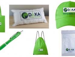 Balíček darčekových predmetov CK DAKA