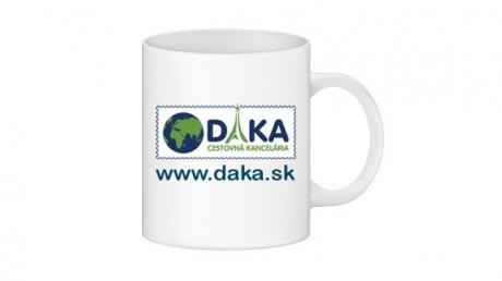 Šálka CK DAKA